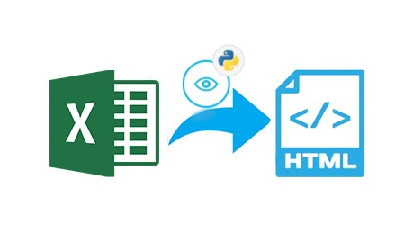 Render Excel to HTML