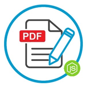 Annotate PDF Documents using a REST API in Node.js