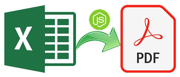 Convert Excel Spreadsheets to PDF using Node.js